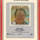 Roy Clark - Heart To Heart Sealed 8-track tape