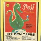 Puff The Magic Dragon - Golden Tapes (Various) 1972 AA Records 8-track tape