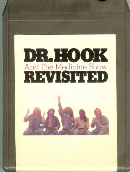 Dr. Hook and The Medicine Show - Revisited 8-track tape
