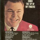 Roy Clark - Roy Clark's Sings The Tips Of My Fingers 8-track tape