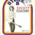 Spirit - Future Games A Magical Kahalina Cream Sealed 8-track tape
