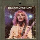 Peter Frampton - Frampton Comes Alive 8-track tape