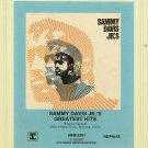 Sammy Davis Jr. - Greatest Hits RCA 8-track tape