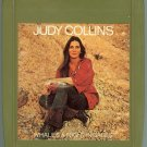 Judy Collins - Whales & Nightingales 8-track tape
