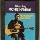 Richie Havens - Mixed Bag 1967 Debut 8-track tape