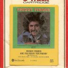 Freddy Fender - Are You Ready For Freddy 8-track tape