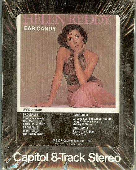 Helen Reddy - Ear Candy Sealed 8-track tape