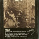 Foghat - Foghat Debut 8-track tape