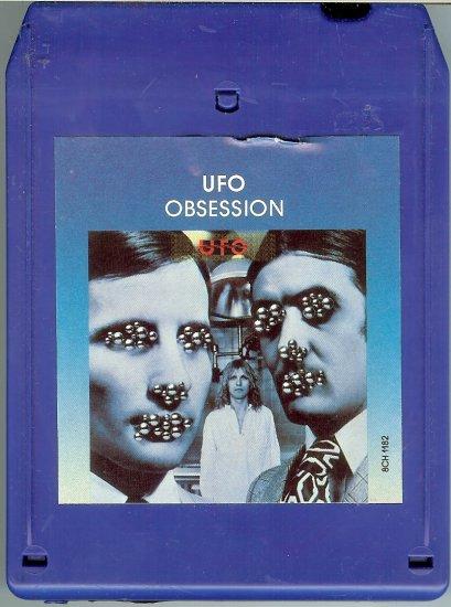 UFO - Obsession 1978 CHRYSALIS C/O A29B 8-track tape