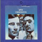 UFO - Obsession 1978 CHRYSALIS 8-track tape