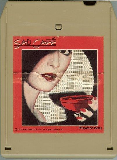 Sad Cafe - Misplaced Ideals 1978 A&M 8-track tape