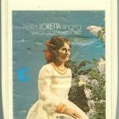 Loretta Lynn - Wings Upon Your Horns 1970 DECCA A21B 8-track tape