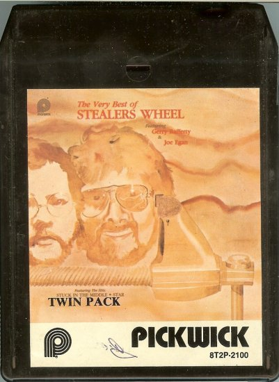 Stealers Wheel - The Very Best Of Stealers Wheel 1980 PICKWICK 8-track tape