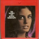 Boots Randolph - The World of Boots Randolph 1976 MONUMENT A46 8-track tape