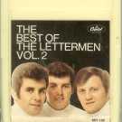 The Lettermen - Best Of Vol 2 1968 CAPITOL 8-track tape