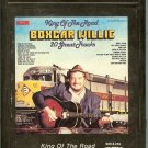Boxcar Willie - King of the Road 1980 SMI 8-track tape
