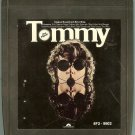 Tommy - Original Motion Picture Soundtrack 8-track tape