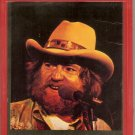 Willie Nelson - The Longhorn Jamboree 8-track tape