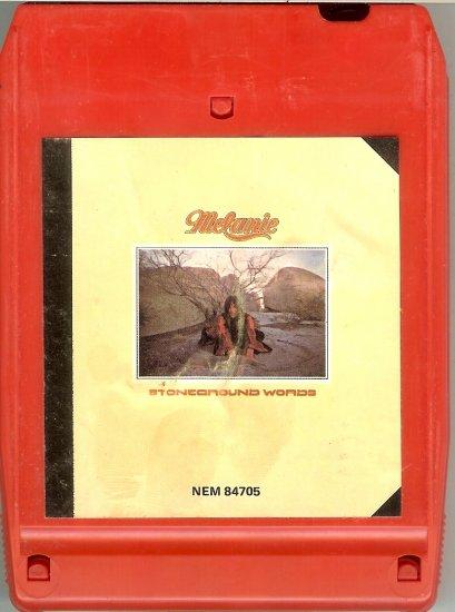 Melanie - Stoneground Words 1972 CRC 8-track tape