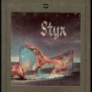 Styx - Equinox 1975 A&M 8-track tape