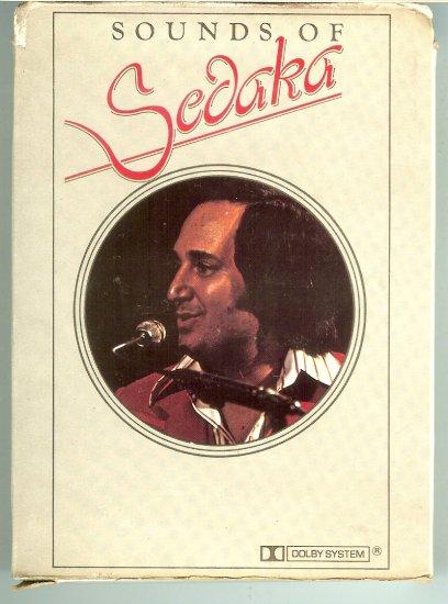 Neil Sedaka - Sounds Of Sedaka 1969 MCA EMI A2 8-track tape