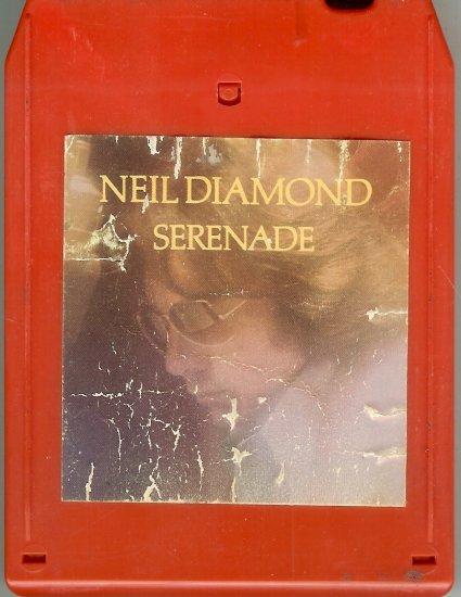 Neil Diamond - Serenade 1974 CBS 8-track tape
