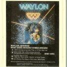 Waylon Jennings -  What Goes Around Comes Around 1979 RCA 8-track tape