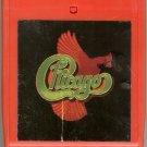 Chicago - Chicago VIII 1975 CBS 8-track tape