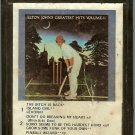 Elton John - Greatest Hits Vol. 2 8-track tape