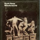 Uriah Heep - Wonderworld 1974 WB 8-track tape