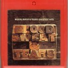 Blood, Sweat & Tears - Greatest Hits 1972 CBS 8-track tape