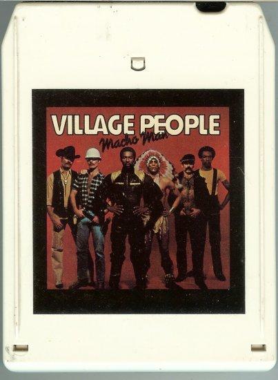 Village People - Macho Man 1978 CASABLANCA 8-track tape