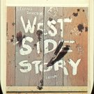 "Leonard Bernstein - "" West Side Story "" Broadway and Motion Picture Musical 8-track tape"