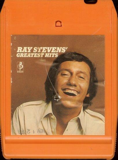 Ray Stevens - Greatest Hits 1971 BARNABY 8-track tape
