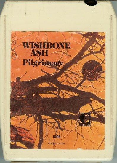 Wishbone Ash - Pilgrimage 1971 DECCA 8-track tape