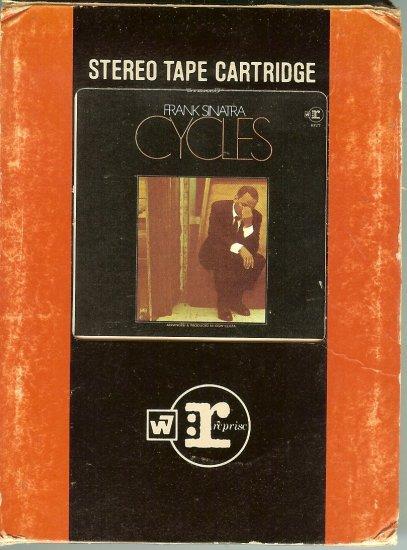 Frank Sinatra - Cycles 8-track tape