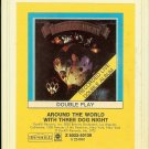 Three Dog Night - Around The World With Three Dog Night 8-track tape