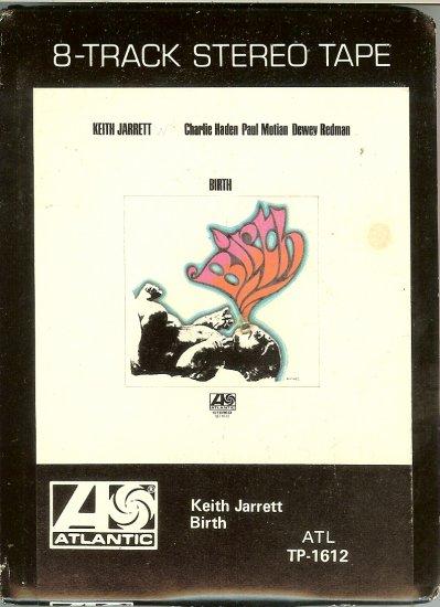 Keith Jarrett - Birth 1872 WB 8-track tape