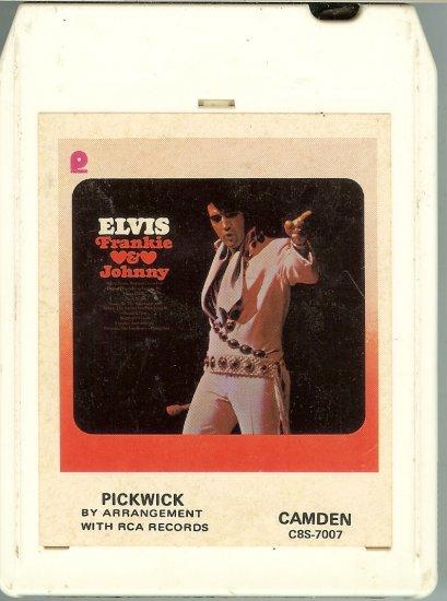 Elvis Presley - Frankie and Johnny 1975 RCA PICKWICK 8-track tape