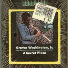 Grover Washington Jr. - A Secret Place 1976 KUDU MOTOWN Sealed 8-track tape