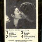 John Lennon & Yoko Ono - Double Fantasy 1980 GEFFEN WB A18E 8-track tape