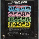 The Rolling Stones - Some Girls 1978 WB 8-track tape