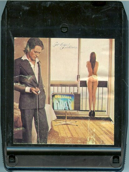 Robert Palmer - Pressure Drop 8-track tape