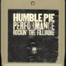 Humble Pie - Rockin' The Filmore 8-track tape