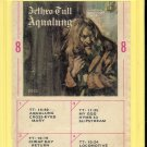 Jethro Tull - Aqualung 1971 AMPEX CHRYSALIS 8-TRACK TAPE