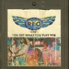 REO Speedwagon - You Get What You Play For 8-track tape