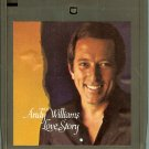 Andy Williams - Love Story (Quadraphonic) 8-track tape