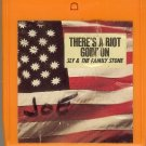 Sly & The Family Stone - There's A Riot Goin' On 8-track tape