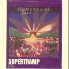 Supertramp - Paris 8-track tape