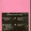 Emerson, Lake & Palmer - Emerson, Lake & Palmer 8-track tape